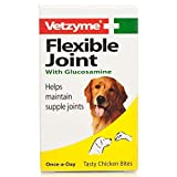 Vetzyme Flexible Joint Tablets with Glucosamine, 270 Tablets