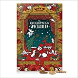 Lily's Kitchen Christmas Spectacular Advent Calendar Dog Treat (122 g)