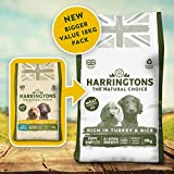 Harringtons Complete Dry Puppy Food Rich In Turkey and Rice, 18 kg