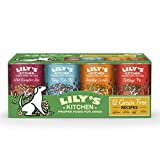 Lily's Kitchen Grain Free Multipack Wet Dog Food, 12 x 400g