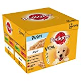 Mars - Pedigree Pouch Puppy Mixed Jelly 24 Pack - 100g